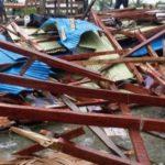 নোয়াখালিতে টর্নেডোর আঘাতে ২০ জন আহত ও ৫০টি ঘরবাড়ি বিধ্বস্ত