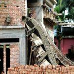 চান্দিনায় নির্মাণাধীন থানা ভবনের ছাদ ধ্বসে ২ শ্রমিক আহত