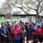 বরুড়ার রামমোহন বাজারের ৫ ব্যাবসায়ীকে জরিমানা করলো ভ্রাম্যমান আদালত