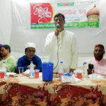 """কুমিল্লায় """"ডাক দিয়ে যাই"""" এর উদ্যোগে ইফতার মাহফিল অনুষ্ঠিত"""