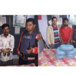 কুমিল্লায় পুলিশের অভিযানে গাঁজা ও ইয়াবাসহ আটক ২