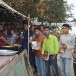কুমিল্লা-৬ আসনে ভোটের প্রচারণায় তরুণরা