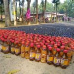 কুমিল্লায় প্রায় ২৫ কোটি টাকার মাদক ধ্বংস করেছে বিজিবি