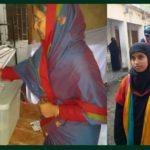 লাইনে দাড়িয়ে ভোট দিলেন শিক্ষামন্ত্রী ডা: দীপু মনি এমপি
