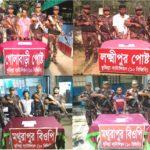 কুমিল্লা ১০ বিজিবি'র অভিযানে ০৪ জন আসামীসহ মাদকদ্রব্য ও অন্যান্য মারামাল আটক