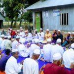 ভাইজকরা আবদুল গনি নুরানী হাফেজিয়া মাদ্রাসা ও এতিমখানার উদ্যোগে ইফতার মাহফিল ও দোয়া অনুষ্ঠিত