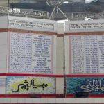 কুমিল্লায় আল্লাহর ৯৯টি নাম খচিত দৃষ্টিনন্দন ফলক