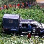 চৌদ্দগ্রামে পিআইবি পুলিশের গাড়ি চাপাঁয় তিন পোশাক শ্রমিক নিহত