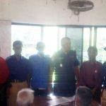 নাঙ্গলকোট গ্রাম পুলিশ কর্মচারী ইউনিয়ন কমিটি গঠন