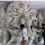 নাঙলকোটের আটটি স্থানে দুর্গাপূজার প্রস্তুতি সম্পন্ন