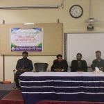 কুমিল্লা বিশ্ববিদ্যালয়ে দিনব্যাপী কর্মশালা 'সাংবাদিকরা হবে মেধাবী এবং উপস্থিত বুদ্ধিসম্পন্ন'