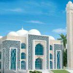 কুমিল্লা লাকসামে মডেল মসজিদ ও ইসলামিক সাংস্কৃতিক কেন্দ্র নির্মান হচ্ছে