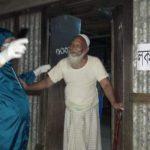 করোনা আক্রান্ত ব্যক্তির স্ত্রীর ঘুরে বেড়ানো কুমিল্লায় চারটি গ্রাম লকডাউন