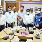কুমিল্লা রাইফেলস ক্লাবের উন্নয়ন সংক্রান্ত আলোচনা সভা অনুষ্ঠিত