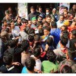 রাজশাহীতে সামনের সারিতে বসা নিয়ে বিএনপি নেতাকর্মীদের মাঝে গণ্ডগোল