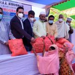 Winter Relief Programme-2020 by CCECC Bangladesh Limited