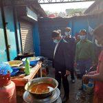 বরুড়ায় বিভিন্ন অনিয়মের অভিযোগে ৫ প্রতিষ্ঠানকে ৩৪ হাজার টাকা অর্থদন্ড