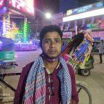 কুমিল্লা নগরীতে রিকসাচালকের কষ্টের টাকা কেড়ে নিলো ছিনতাইকারি