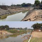 কুমিল্লার তিতাসে চার বছরেও শেষ হয়নি ব্রীজের নির্মাণ কাজ