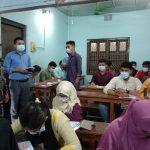 নির্দেশনা অমান্য করে পাঠদান, কুমিল্লা নগরীর ই-হক কোচিং সেন্টারকে জরিমানা