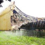 কুমিল্লায় বিকট বিস্ফোরণে ধ্বসে পড়ল কোল্ড স্টোরেজ ভবন