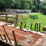নাঙ্গলকোটে ধ্বসে পড়া ব্রিজ মাটি দিয়ে ভরাট, দুর্ভোগে  ৯ গ্রামের মানুষ